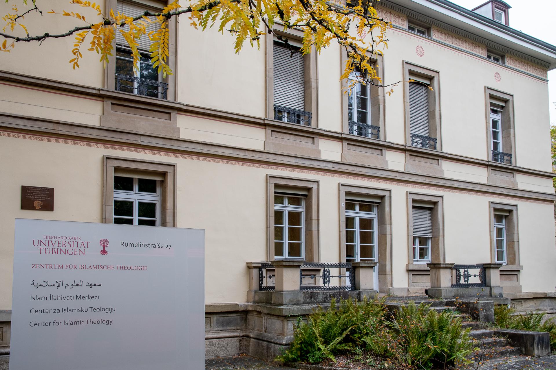 Center University Of Tubingen