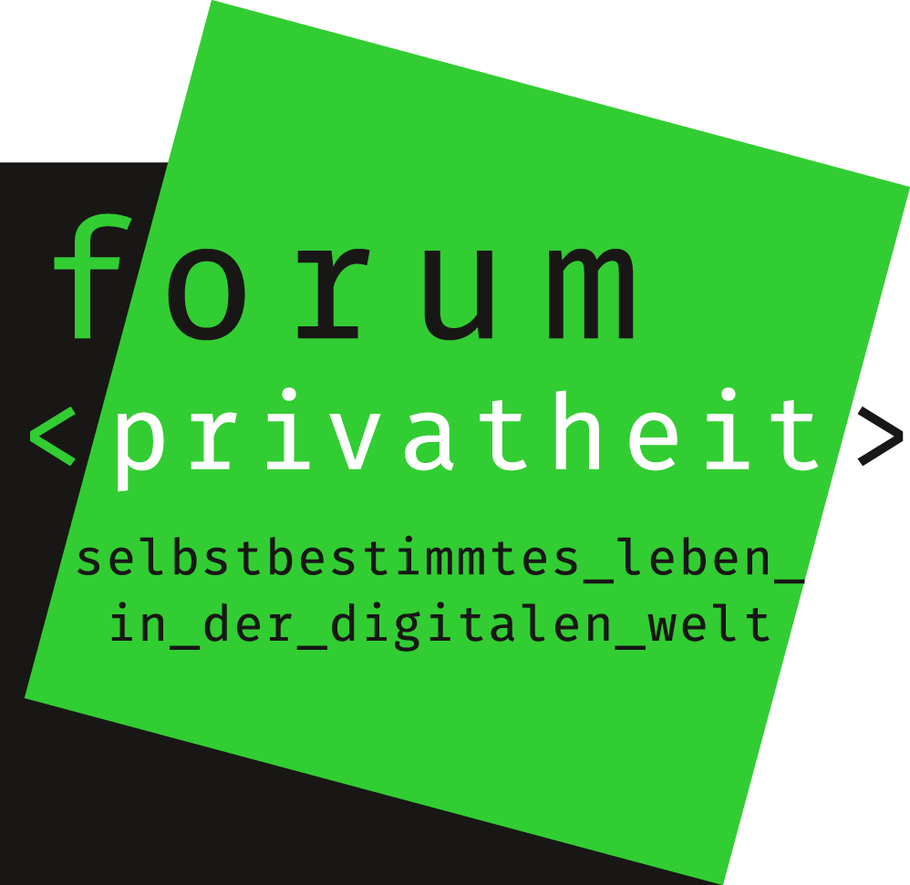 Logo Forum Privatheit