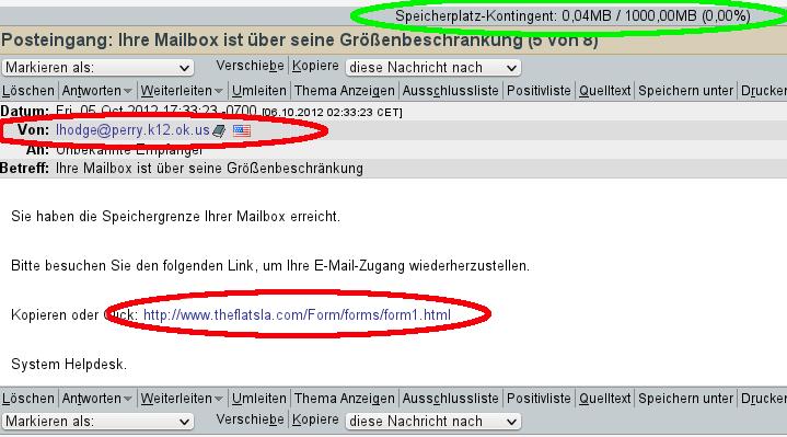 Beispiele für E-Mail-Antworten