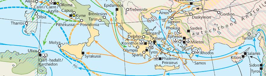 Historischer Atlas Der