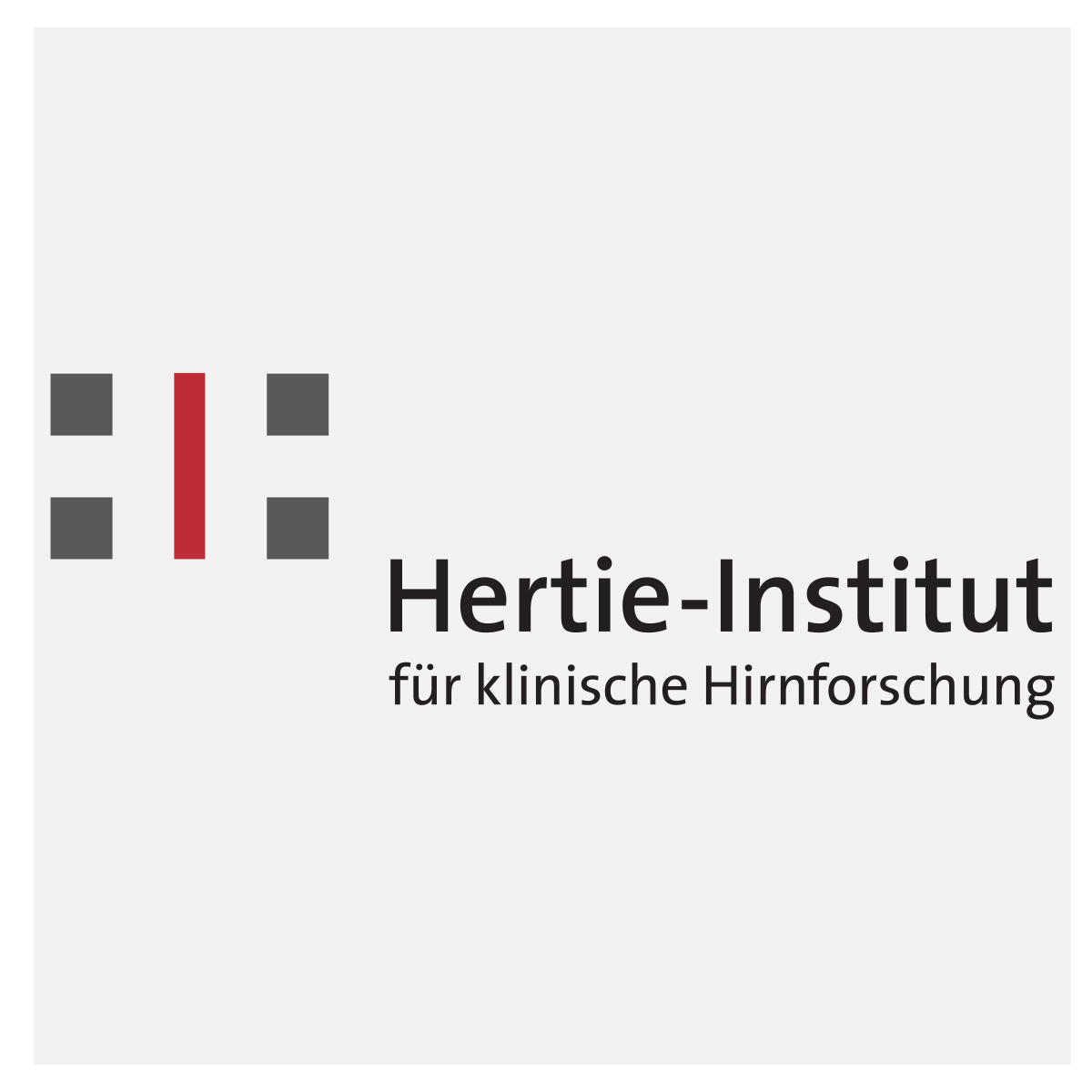 Logo of the Hertie Institute for Clinical Brain Research