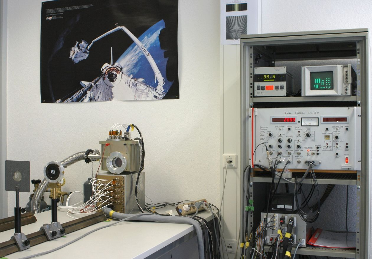 Advanced Labwork | University of Tübingen
