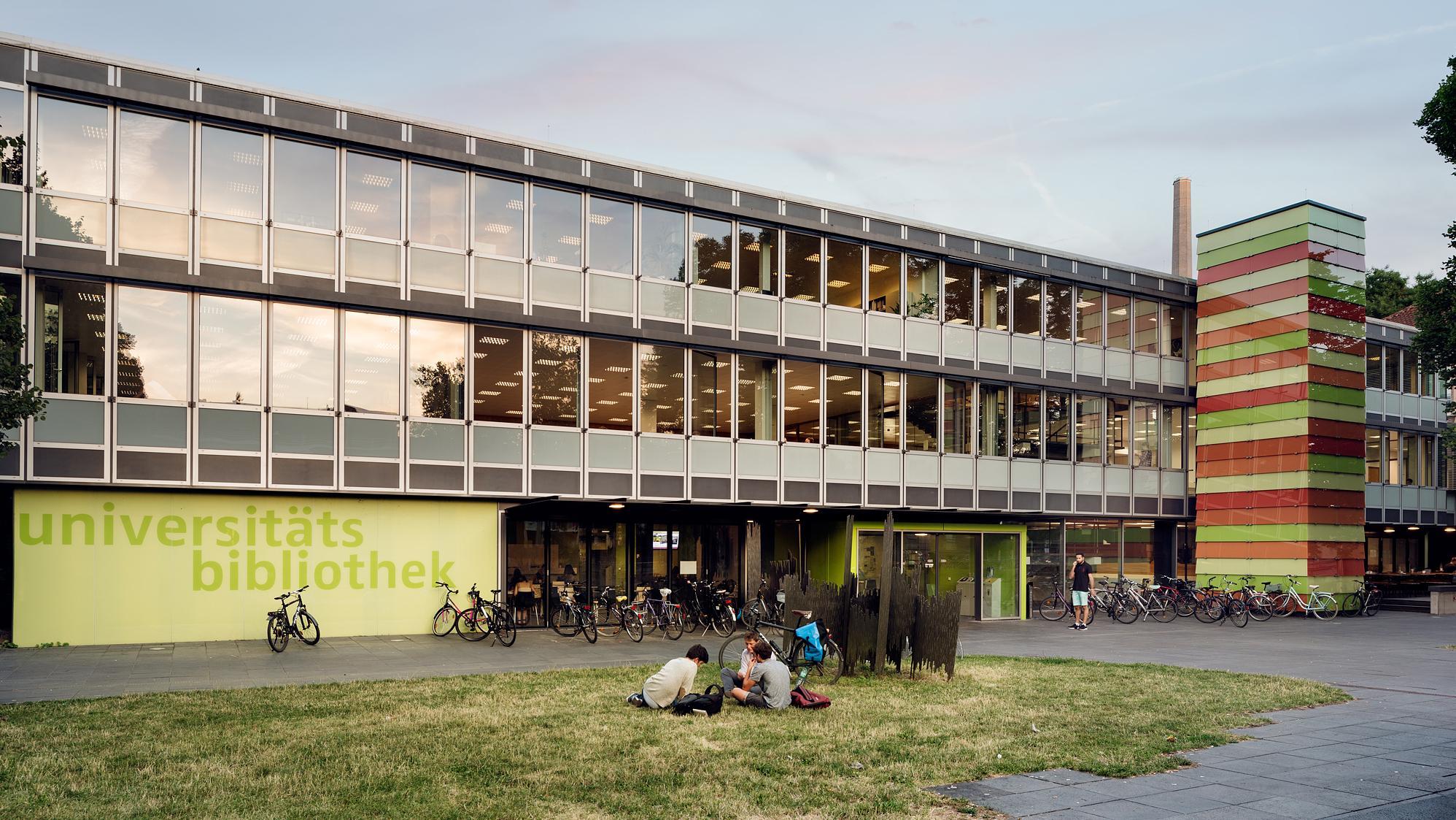 Campus Uni Tübingen