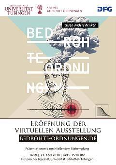 Virtuelle Ausstellung Bedrohte Ordnungen (Kooperation mit dem Sonderforschungsbereich)