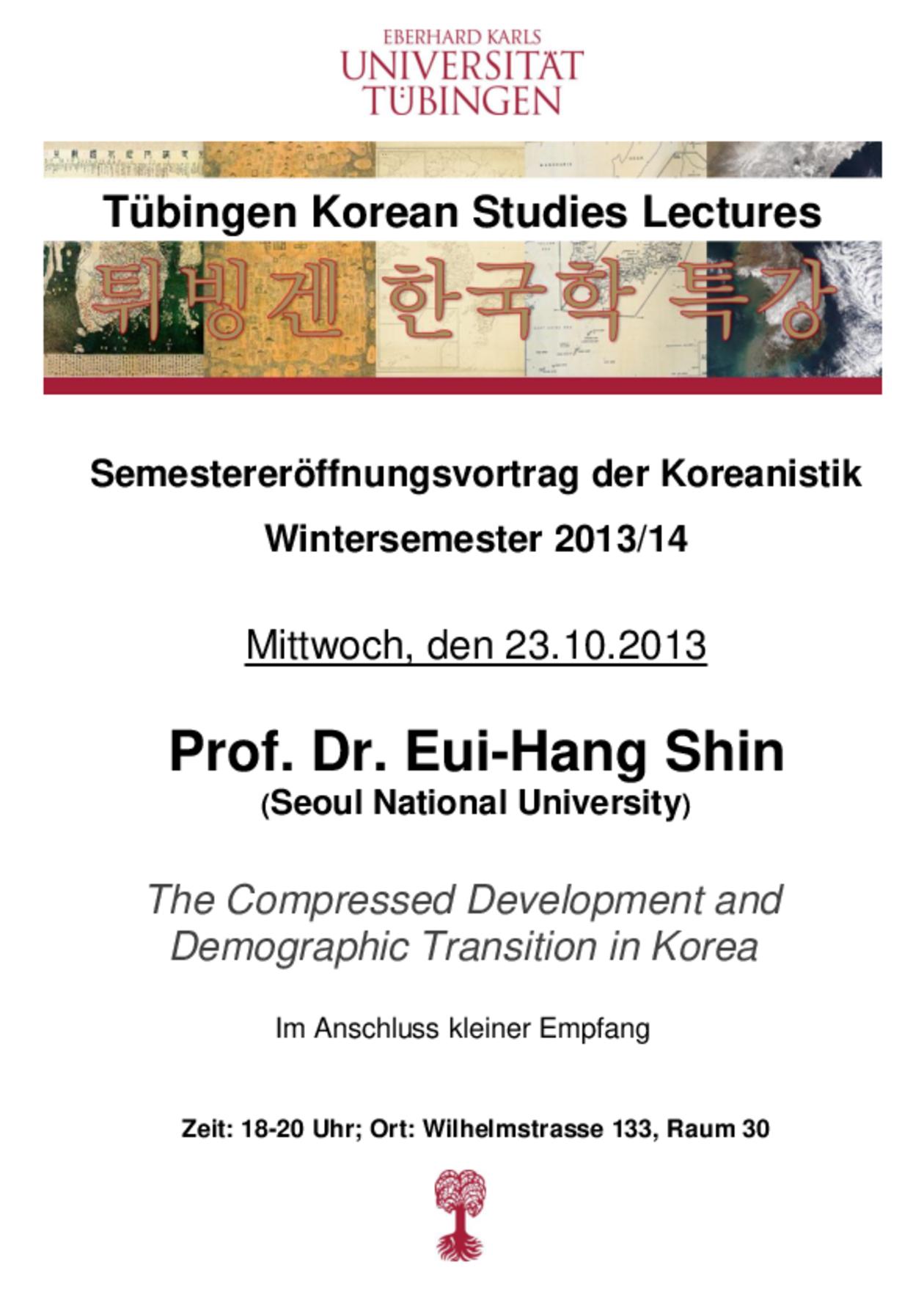 Koreanisch Frohe Weihnachten.Aktuelles Ws 2013 14 University Of Tubingen