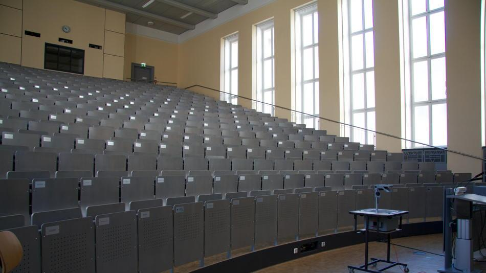 Audimax lecture hall