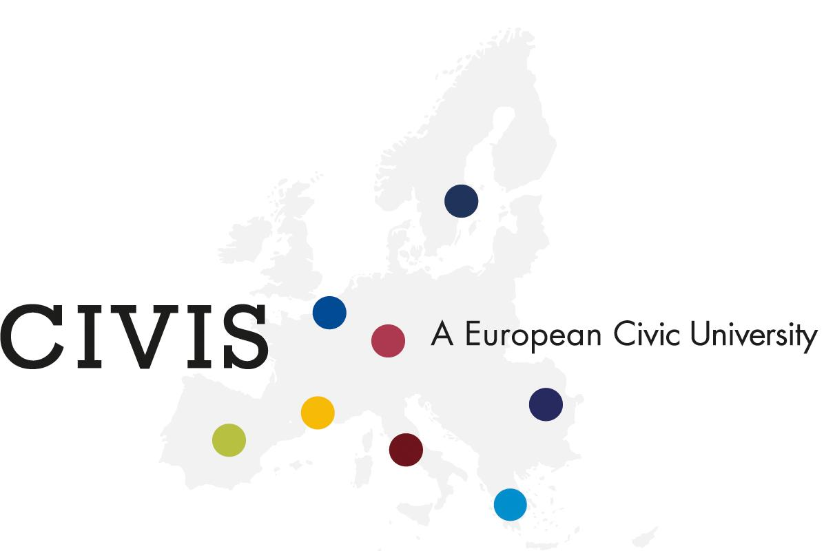 Logo CIVIS - a European Civic University Alliance