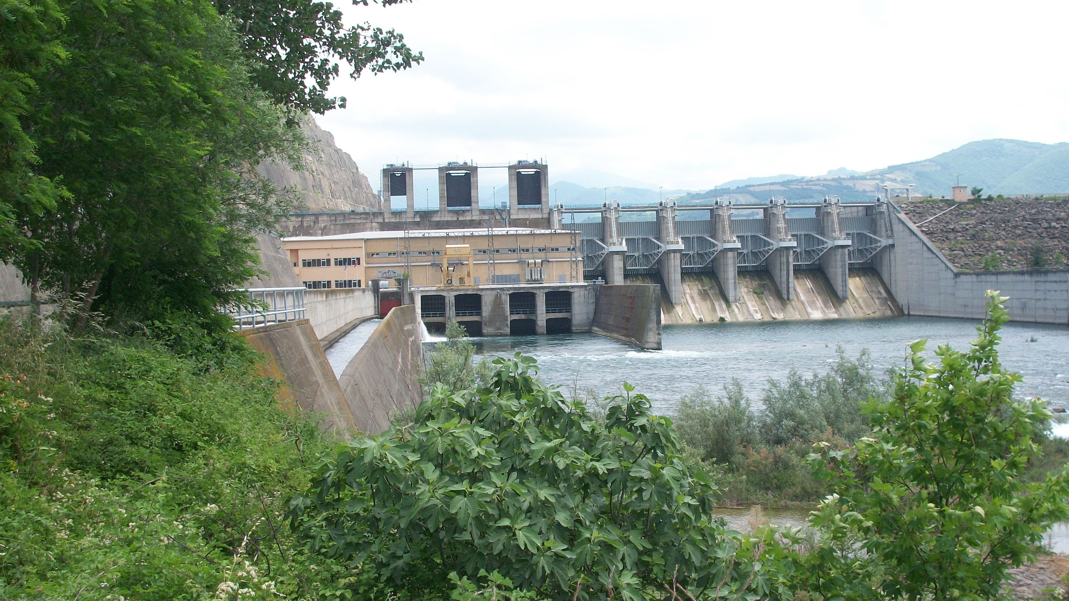 Dams are a frequent element in water transfer mega-projects and can inflict sustained damage on surrounding ecosystems.