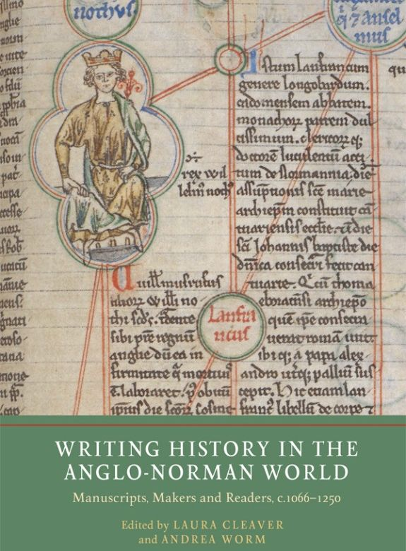 Cover Writing History