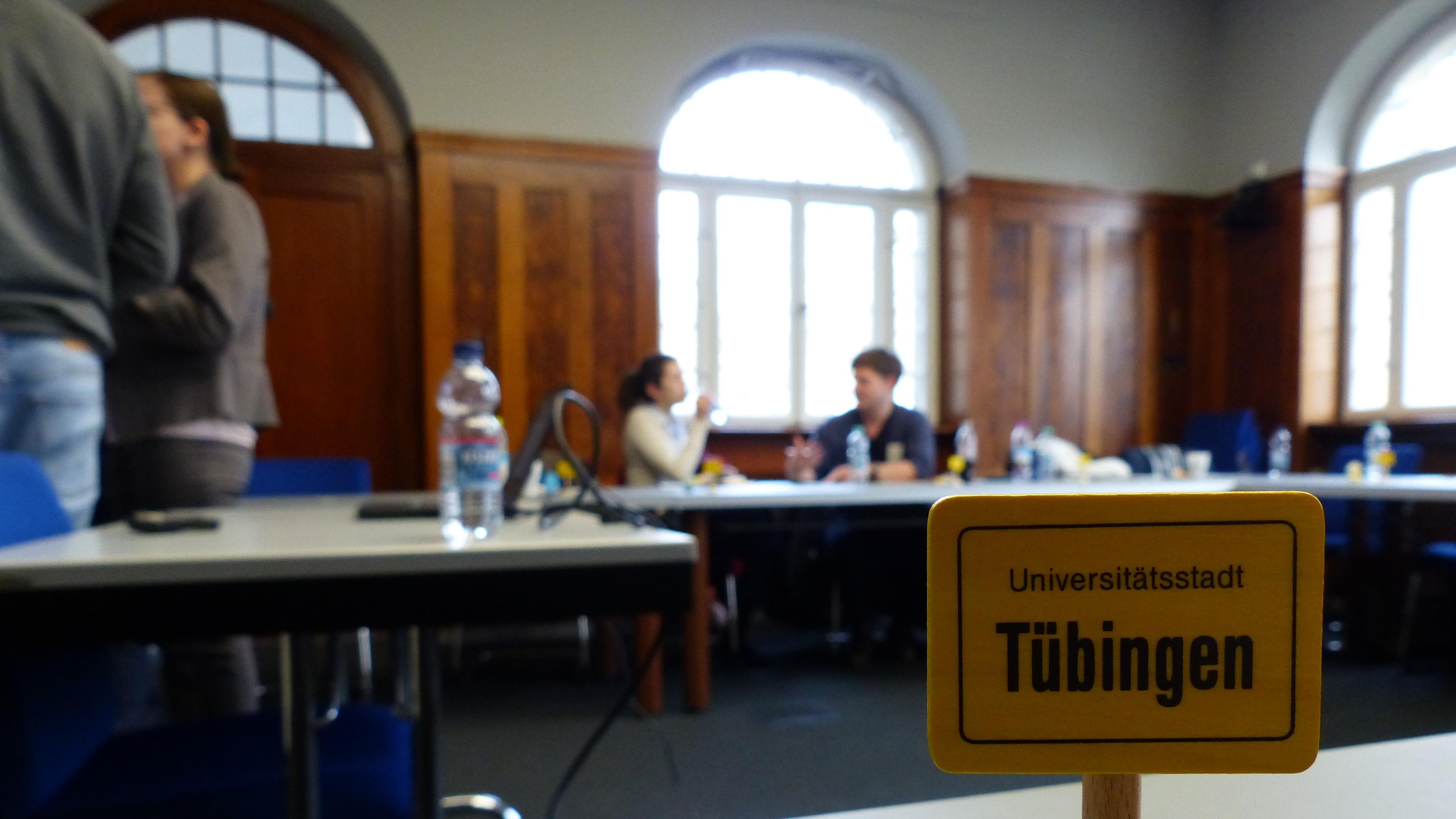 Fakultat Universitat Tubingen