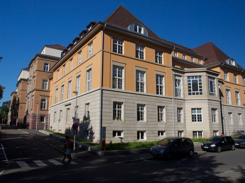 Fachbereich | Psychologie | Universität Tübingen